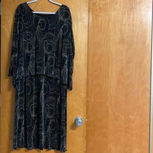 Connected Woman Formal Dress